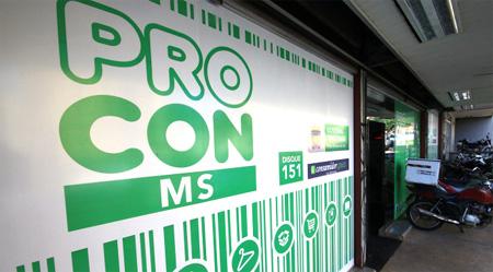 Como registrar reclamação no Procon MS